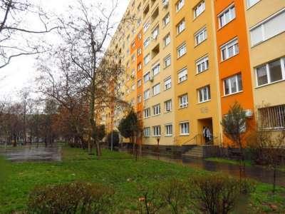 Жилые кварталы на окраине Будапешта