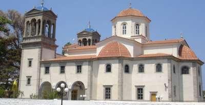 Мирина. Кафедральный собор