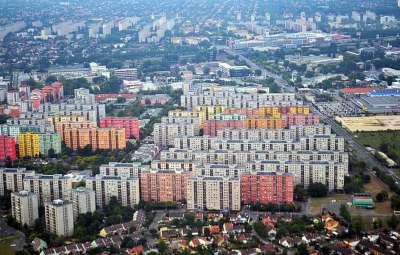 Окраины Будапешта