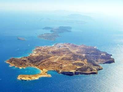 Острова Киклады