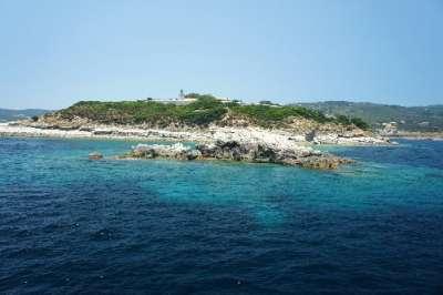 Островок Панагия