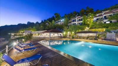 Отель Adrina Beach