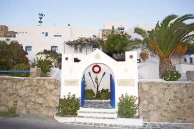 Отель Kritikakis Village