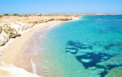 Песчаные пляжи Карпатоса