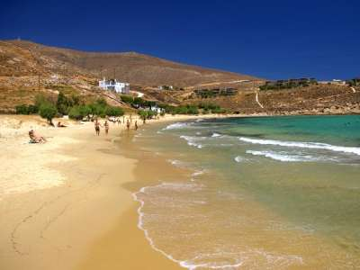 Пляжи Серифоса