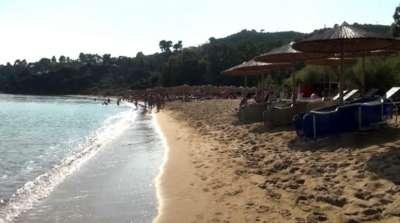 Пляж Агия Параскевы