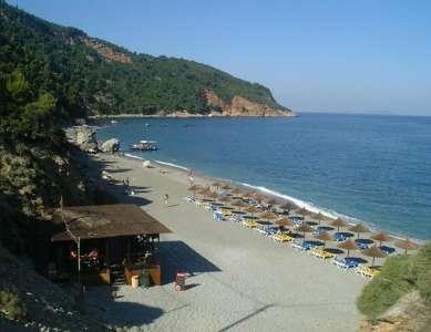 Пляж Велона