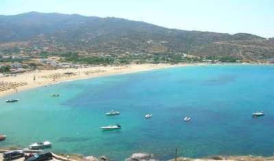 Пляж Милопотас