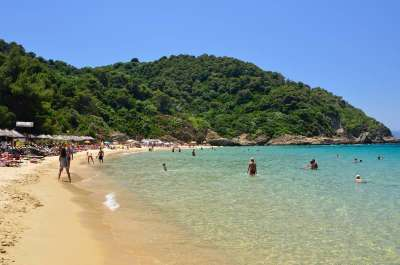 Пляж Banana Beach