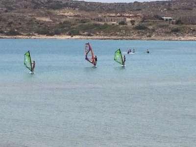Серфинг на Карпатосе