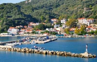 Скопелос - Лесной остров