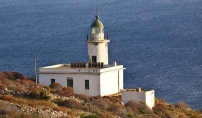 Фолегандрос. маяк