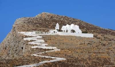 Церковь Панагии на горе.