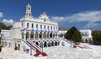 Церковь Панагия Экатонтапилиани