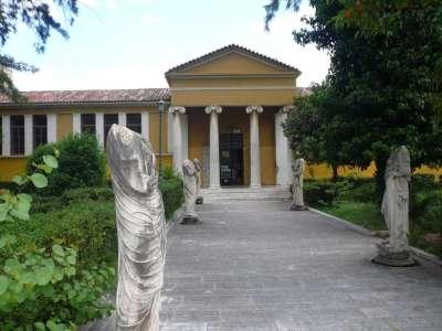 Археологический музей в Спарте