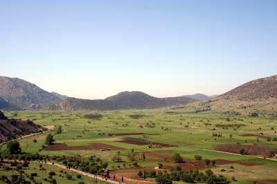 Долина Арголида