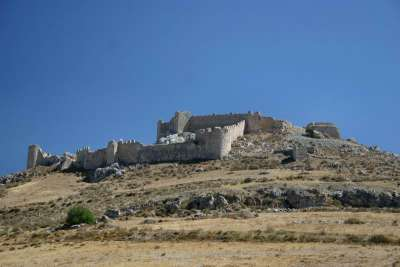 Древний крепостной акрополь в Аргосе