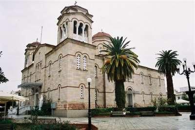 Православная церковь в Аргосе