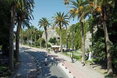 Улица города Кос