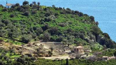 Эпидавр. Древний театр