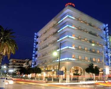 Maniatis Hotel в Спарте