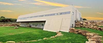 Археологический музей Элефтерны. Открыт в 2016 году