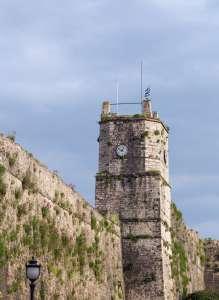Башня замка Янина