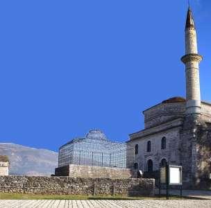 Гробница Али-паши и мечеть Фетхие