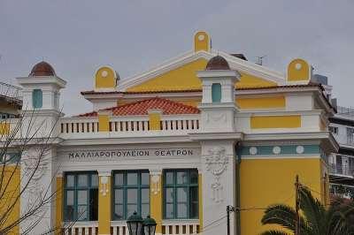 Муниципальный театр Триполиса