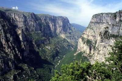 Национальный парк Викос-Аоос