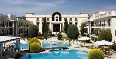 Отель Epirus Palace в Янине