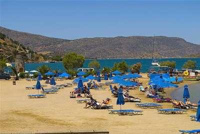 Пляж Отеля Ариста