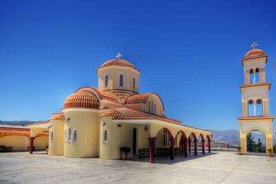 Православная церковь в Спили