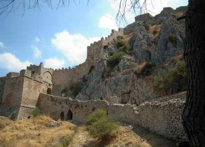 Укрепления в крепостных стенах
