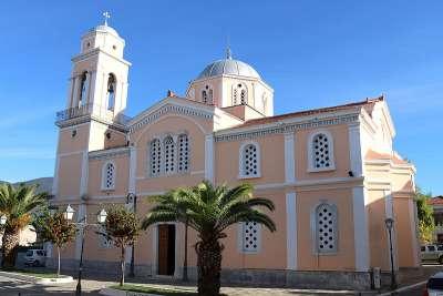 Церковь Агиос Иоанис