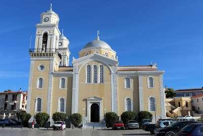 Церковь Ипапанти в центре города