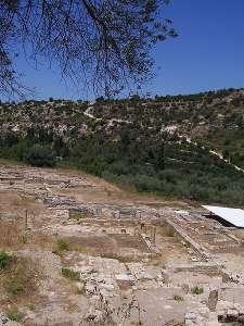 Элефтерна. Археологические памятники