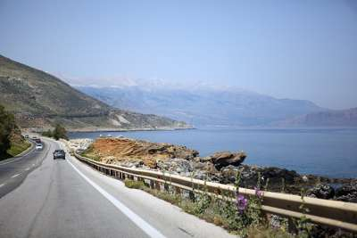 Авто путешествие по Криту