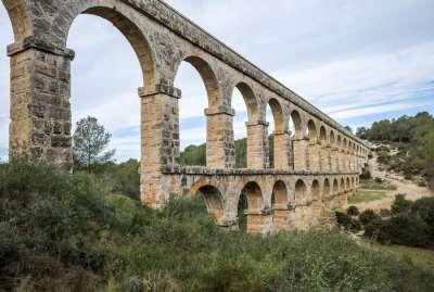 Акведук в Таррагоне (Чертов Мост)