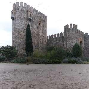 Башня замка Сан-Сервандо
