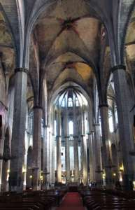 Вид внутри церкви