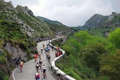 Вуэльта в Испании - трехнедельная шоссейная велогонка