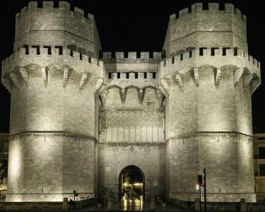 Городские ворота Валенсии