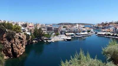 Город Айос, Крит