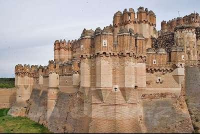 Замок Кока (увеличенный)
