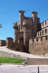Замок Понферрад