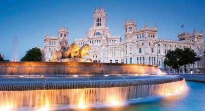 Испания сегодня. Мадрид