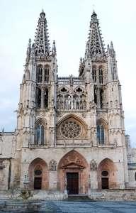Кафедральный Собор Бургосса