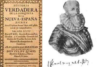 Книга Правдивая история завоевания Новой Испании