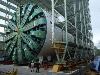 Компания ACS роизводит оборудование для бурения тоннелей